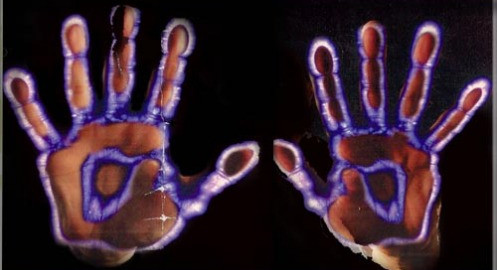 Kirlian Photography Equipment